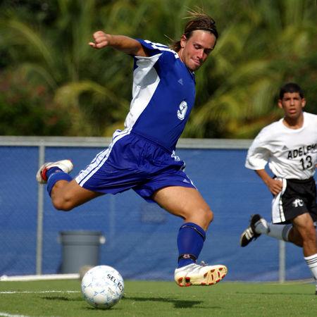 FAU Mens Soccer vs Adelphia College  03-November-2002  FAU Boca Raton Campus 2:00pm