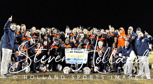 Football - Briar Woods VHSL Div 4 Regional Semi-Finals – Briar Woods vs Powhatan 11.25.11 by Steven Holland