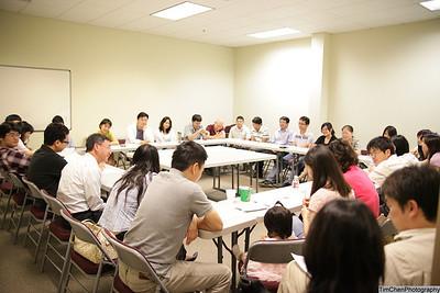 Prayer Meeting 08-24-2011