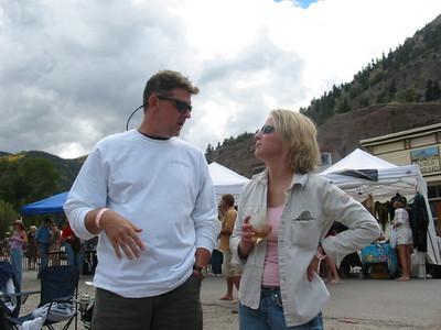 2007 Lake City wine festival