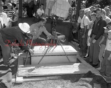 Mt. Carmel Centennial, Events (1962)