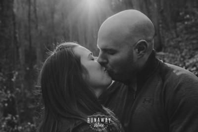 Gina & Brandon Engagement