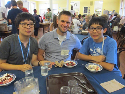 2014-09-07 Host Family Ice Cream Social