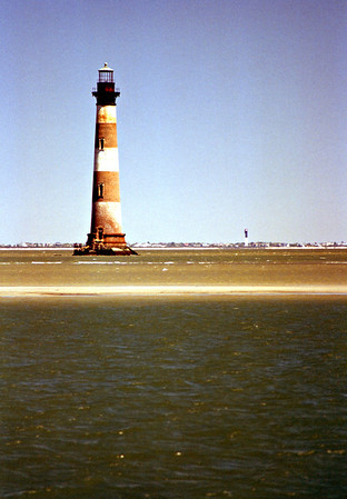 Morris Island Light, South Carolina
