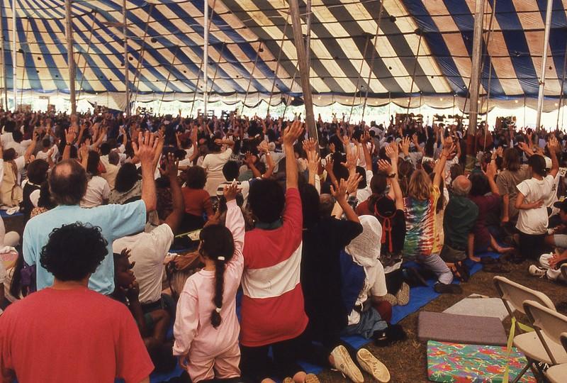 Sant Ji - Sant Bani July 1996