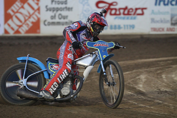 Motorcycle Speedway 2013