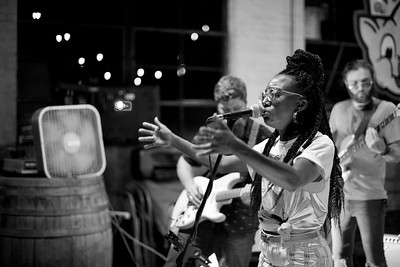 Symone French & The Troulie Troupe 5.25.19 Slowboat Brewing Co - Laurel, MS