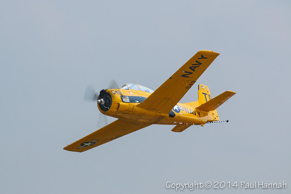 2014 EAA Airventure - Oshkosh, WI - Thursday, 7/31/14