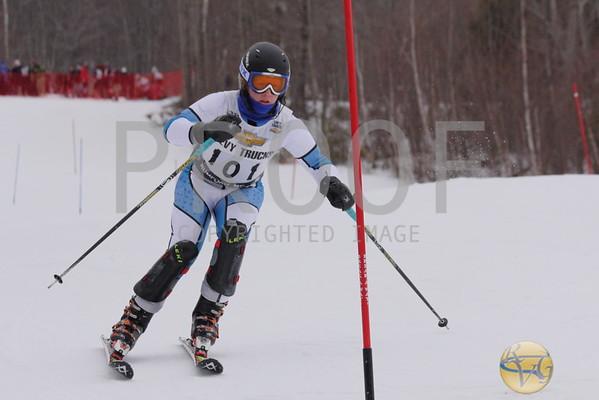 2012 Men's Maine Class A Slalom Championships