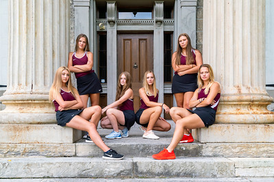 Altoona Girls Tennis 2019