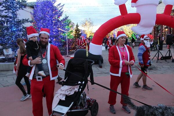 2019 Provo Santa Run
