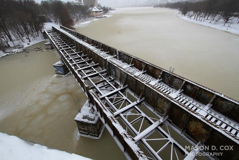 Charles River Snow Walk | January 3, 2014