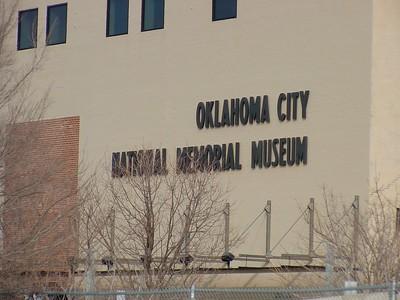 Oklahoma City Memorial, Oklahoma