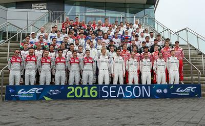2016 FIA WEC 6 Hours of Silverstone