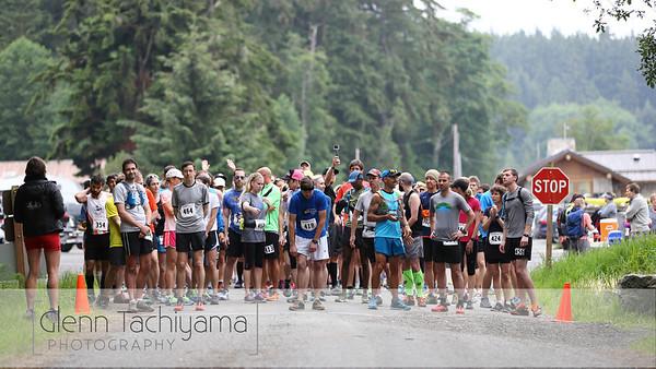 Deception Pass Half Marathon & Kids Run 2014