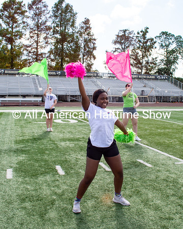 All American Rehearsal - Outdoor #1