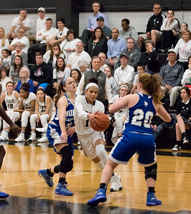 Lady Friars Basketball vs Nolan 01.31.17