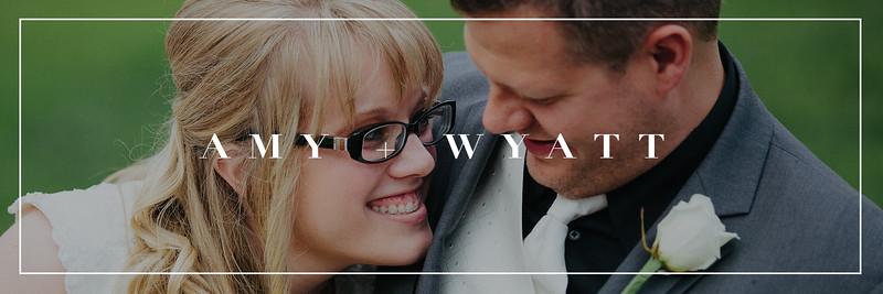 Amy + Wyatt