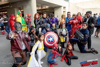 NY Comic Con 2018 Friday Gallery II
