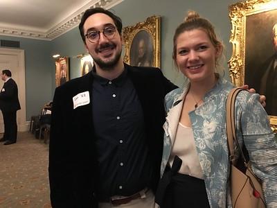 NYC Alumni Reception