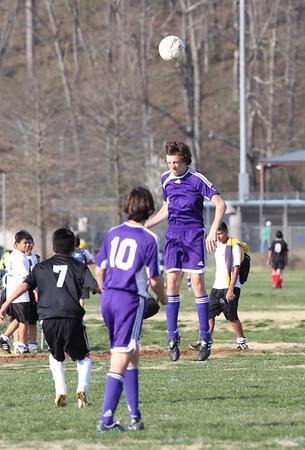DMS boys Soccer 2009