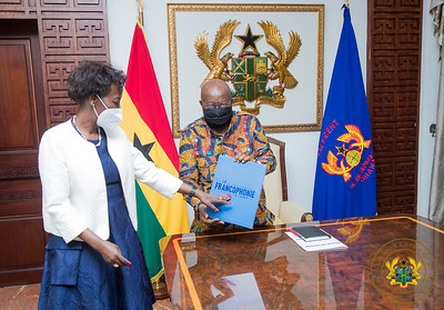 Ghana - mars 2021