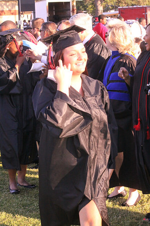 2013 Central High Graduation PART I