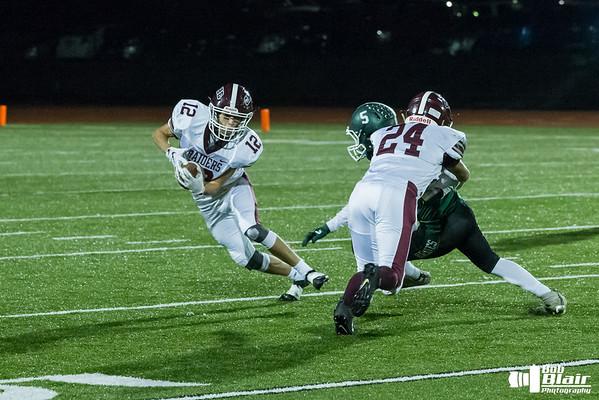 CMBB Football vs Avon  10-18-19