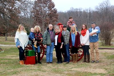 Roger Green Family