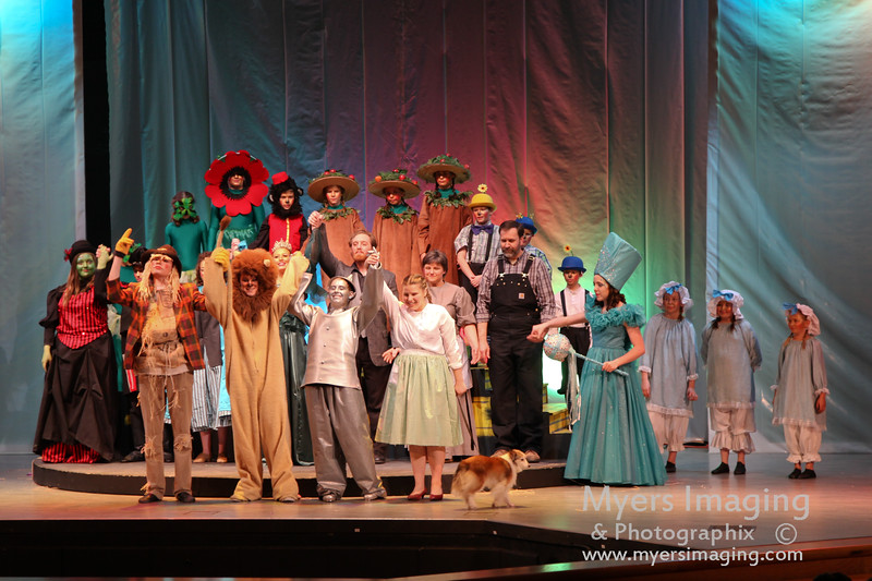 LuHigh Wizard of Oz April 2014