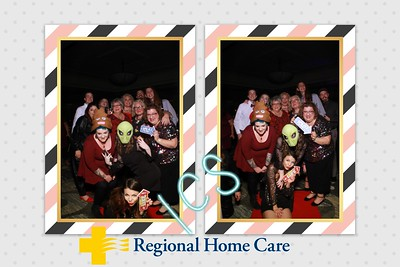 Regional Home Care Holiday Party