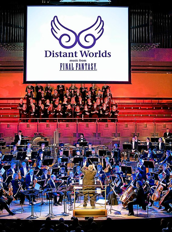 """. \""""Distant Worlds: Music from Final Fantasy\"""" brings the music of the \""""Final Fantasy\"""" game series to a live audience. The show comes to Playhouse Square\'s KeyBank State Theatre on June 16. For more information, visit playhousesquare.org. (Submitted)"""