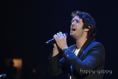 Josh Groban ATE Tour in Vegas 20131013