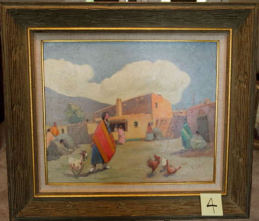 Vermillion Art Collection