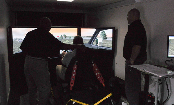 2013-06 June - Driver Simulator Training