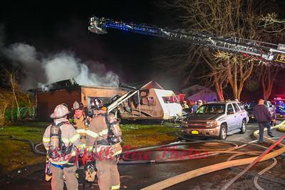 Dwelling Fire - Abinet Ct, Selden, NY - 01/02/21