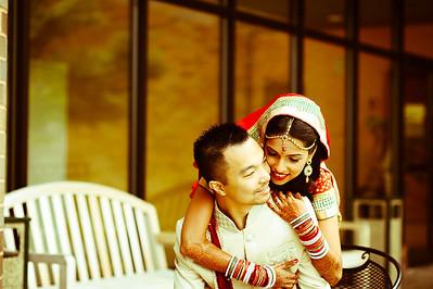 Anushree & Toan's Ceremony