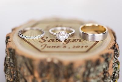 Alex & Sawyer Married