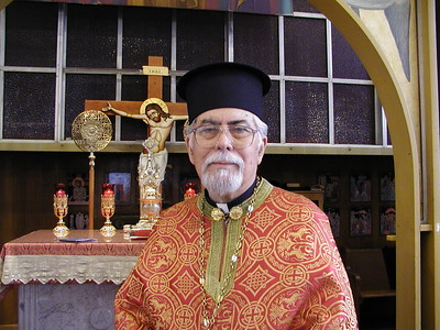 Community Life - Father John Androutsopoulos - February 10, 2002