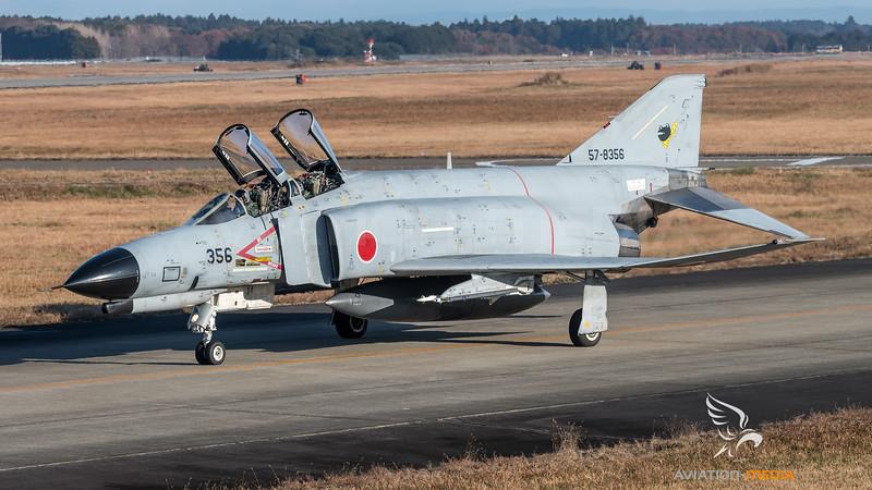 JASDF 301 Hikotai / McDonnell Douglas F-4J Phantom II / 57-8356