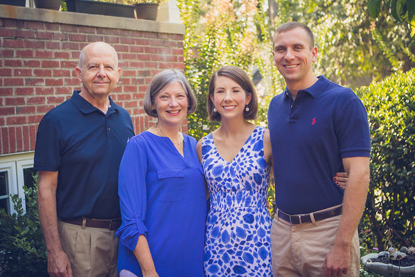 Nagel Family - September 2016