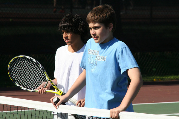 MS Boys Tennis 2007-08