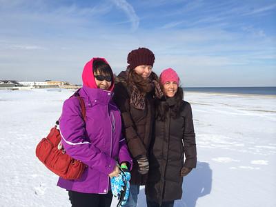 Sea Bright in Winter