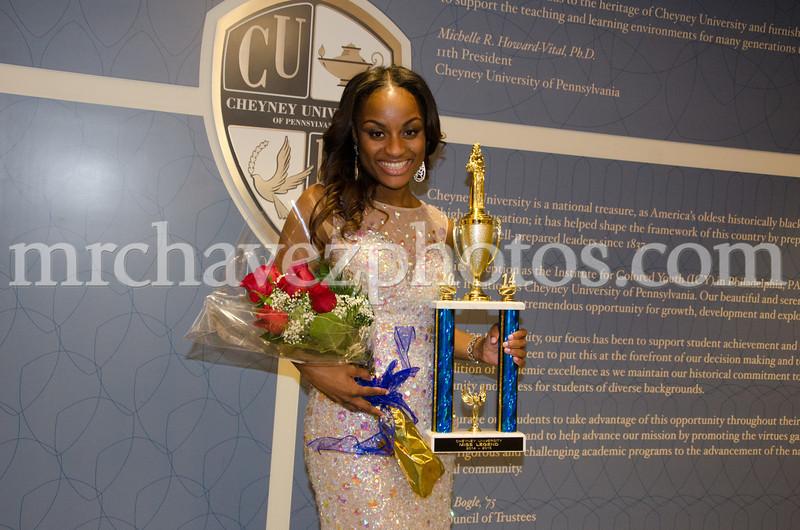 Cheyney University - Miss Legend 2014