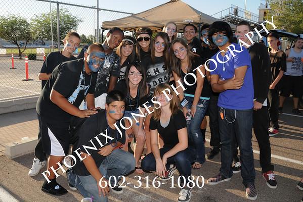 2010 Cactus Varsity Football