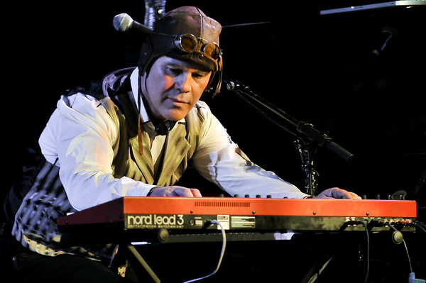 Thomas Dolby @ Union Chapel