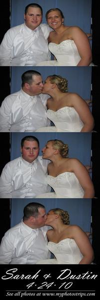 sarah & Dustin (4/24/2010)