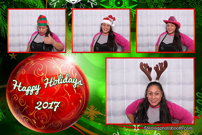 Palm Springs Disposal Holiday Party