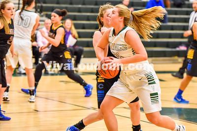 Girls Basketball - Varsity:  Central vs Loudoun Valley 2.19.2015 (by Michael Hylton)