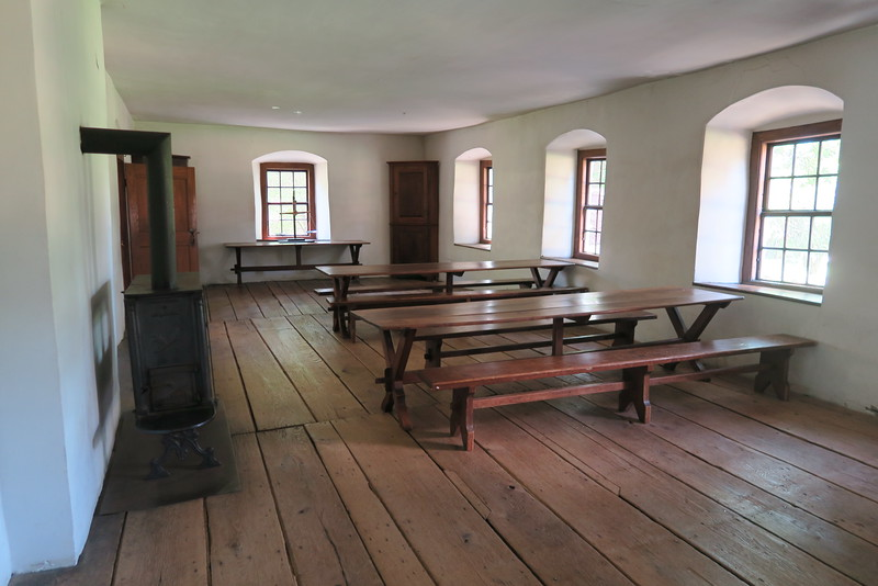 Single Brothers' House (ca. 1769, 1786)